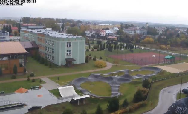 Skate Park na żywo - Kolno