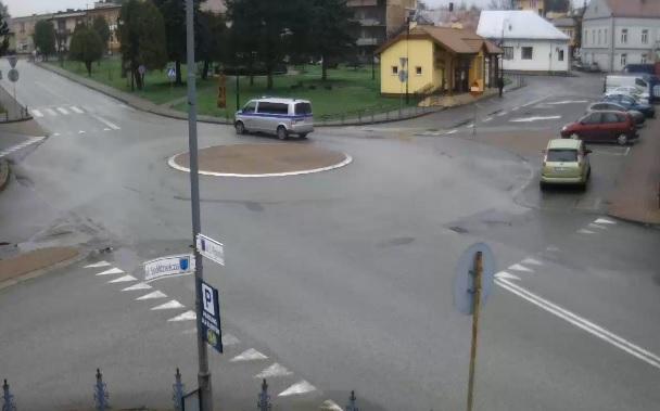 Rynek - Korczyna