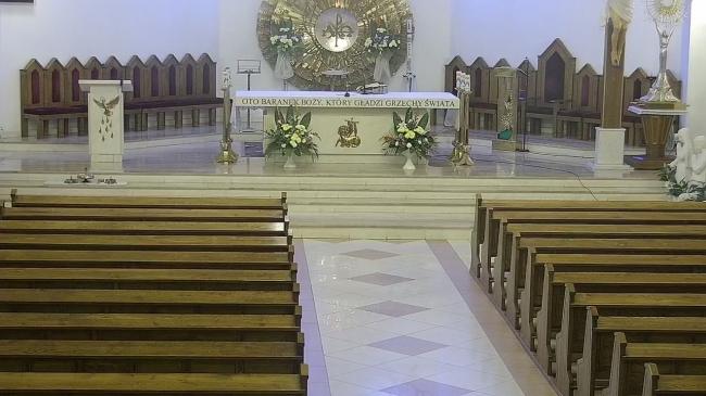 kamera parafii Matki Boskiej Fatimskiej w Bydgoszczy - Bydgoszcz