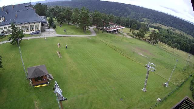 Stok narciarski - Arłamów