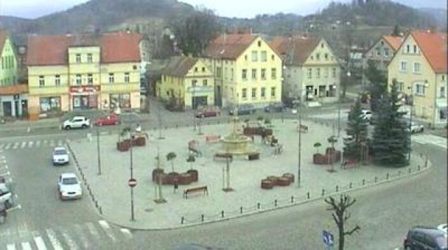 Plac Wolności - Bielawa