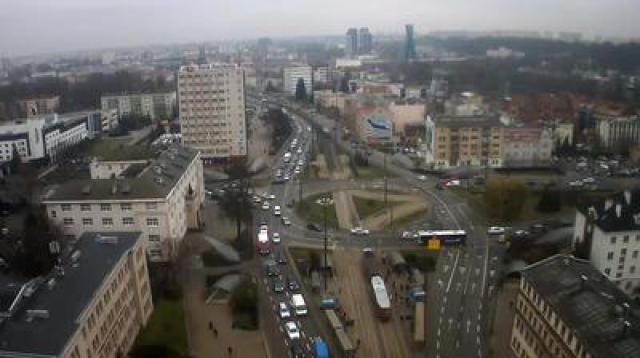 Panorama miasta - Bydgoszcz