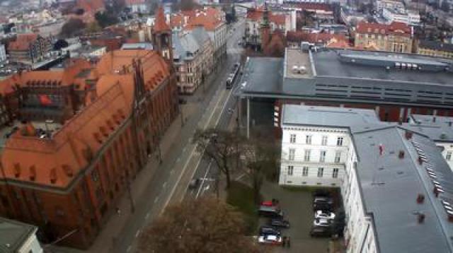 Ulica Jagiellońska - Bydgoszcz