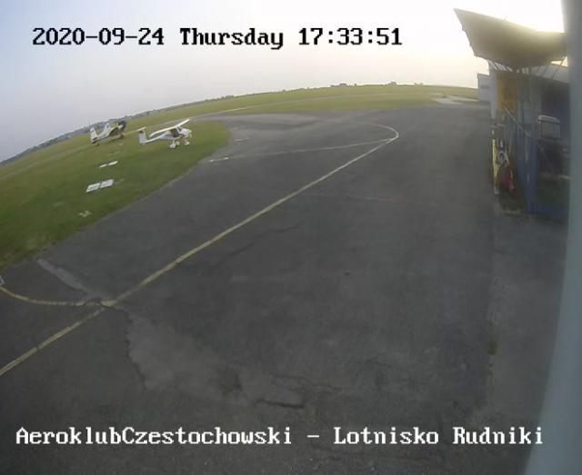 Lotnisko Rudniki - Częstochowa