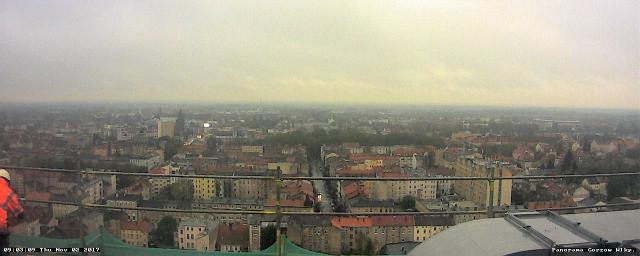 Panorama miasta - Gorzów Wielkopolski