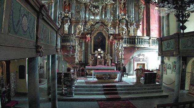Kościół pw. Podwyższenia Krzyża Świętego - Jelenia Góra
