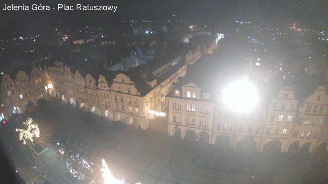 Plac Ratuszowy - Jelenia Góra