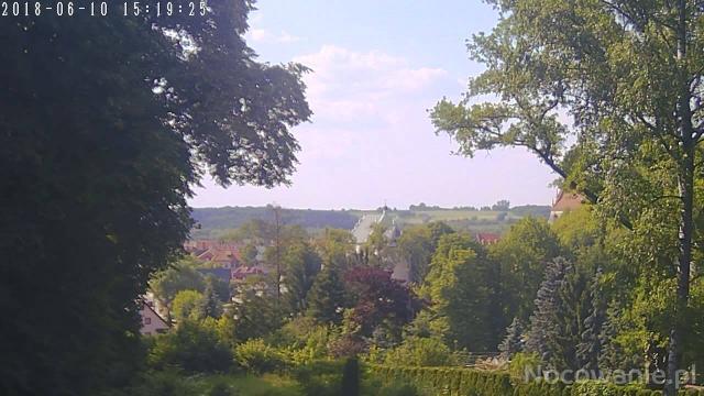 Panorama Miasta - Kazimierz Dolny
