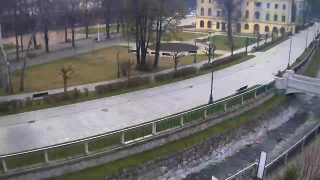 Panorama miasta - Krynica-Zdrój