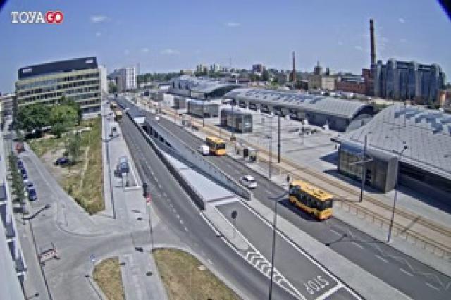 Dworzec Fabryczna - Łódź