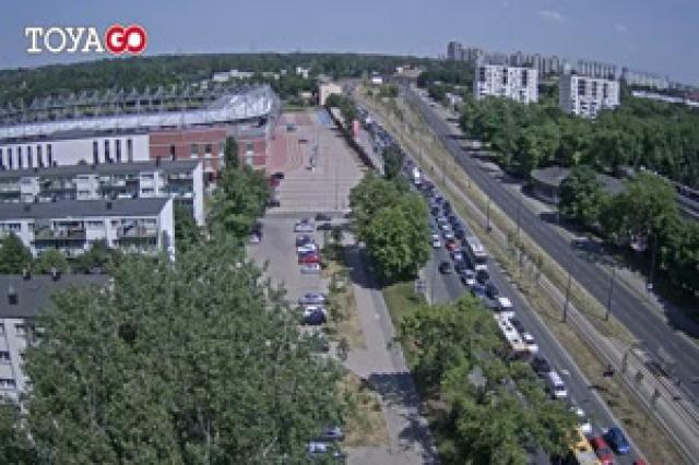 Trasa W-Z - Łódź