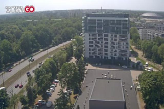 Dzielnica zachodnia - Łódź