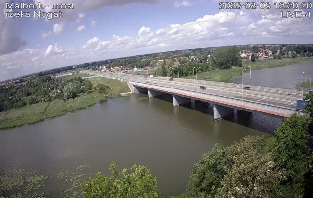 Most na Nogacie - Malbork