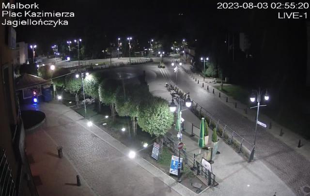 Plac Kazimierza Jagiellończyka - Malbork