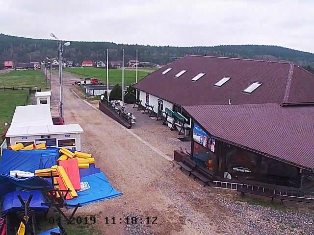Stacja narciarska - Niestachów