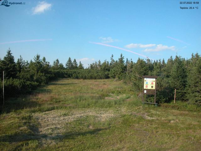 Łysa Góra - północ - Rokytnice nad Jizerou
