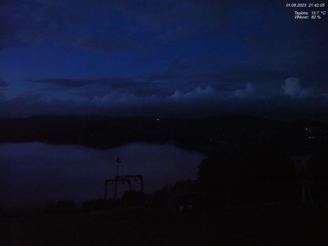 Panorama Karkonoszy - Rokytnice nad Jizerou