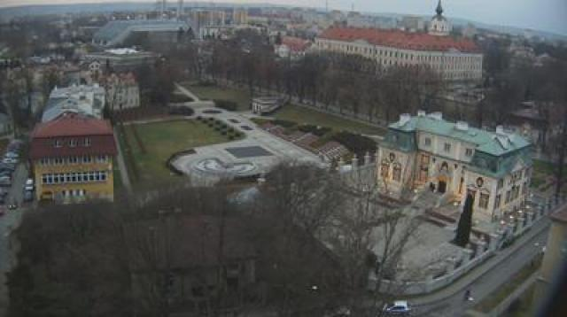 Fontanna Multimedialna - Rzeszów