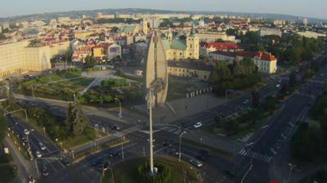 Pomnik Walk Rewolucyjnych - Rzeszów