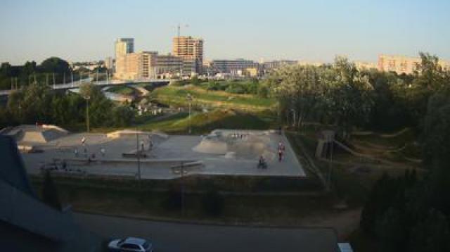 Skatepark - Rzeszów