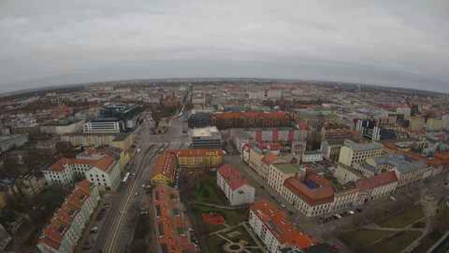 Panorama miasta - Szczecin